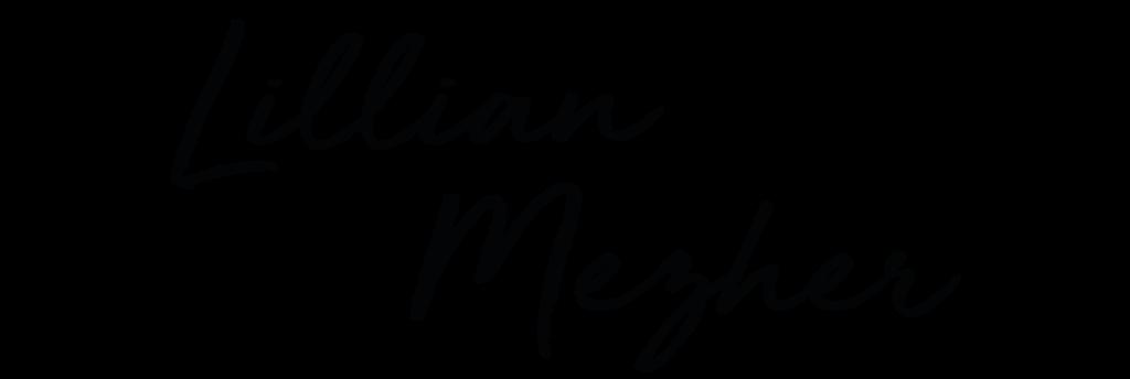 Logo identidad Lillian